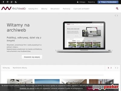 Archiweb.pl - portal architektoniczny
