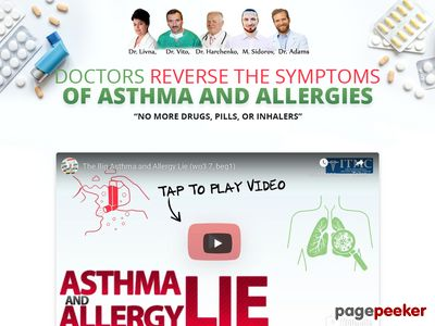 The Asthma and Allergy Breakthrough Your Doctor Won't Tell You About 1