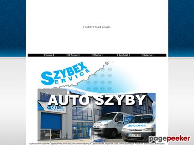 Auto Szyby SZYBEX-SERVICE