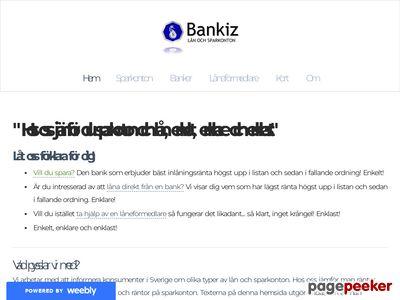 Bankiz - http://bankiz.weebly.com