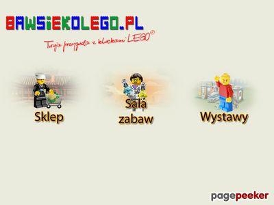 Lego, klocki
