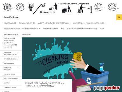 Firma sprzątająca Poznań
