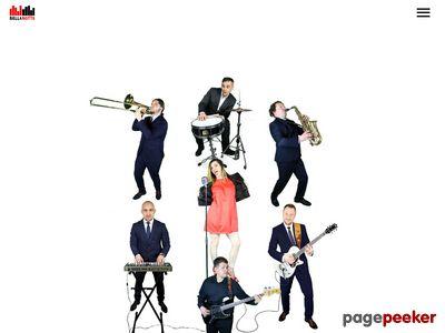 Zespół Muzyczny BellaNotte na wesele i studniówke