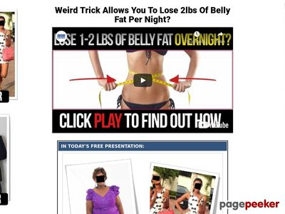 Belly Flab Burner - Scorching Hot Weight Loss Offer