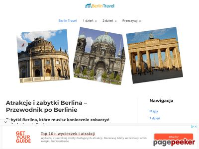 Berlin informacje :: BerlinTravel