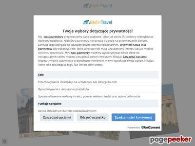 Berlin informacje :: BerlinTravel