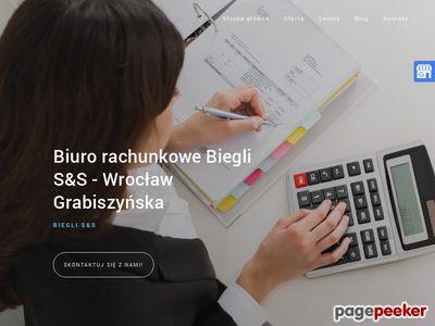 BIEGLI S & S dobre biuro rachunkowe wrocław
