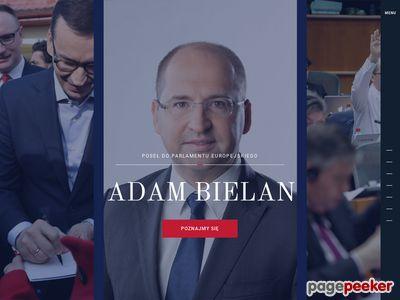 Adam Bielan - europoseł