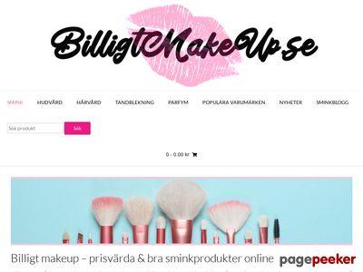 Billigt Makeup | K�p billigt smink och f� mer f�r pengarna! - http://billigtmakeup.se