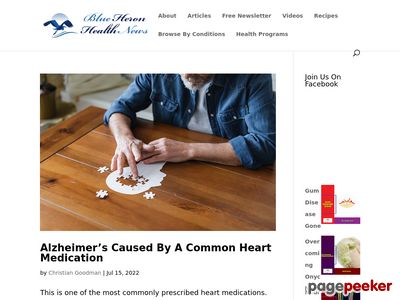 Natural Insomnia Program – Blue Heron Health News blueheronhealthnews