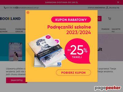 Bookland podręczniki do hiszpańskiego