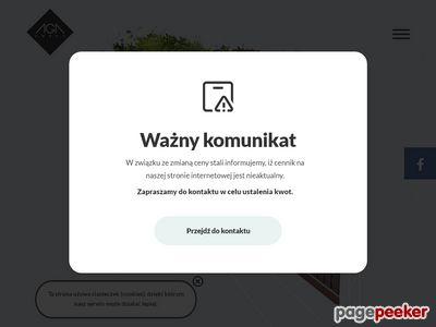 Bramy garażowe Warszawa - bramy-aga.pl