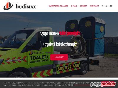 Budimax – roboty ziemne, prace rozbiórkowe, usługi brukarskie, niwelacja terenu