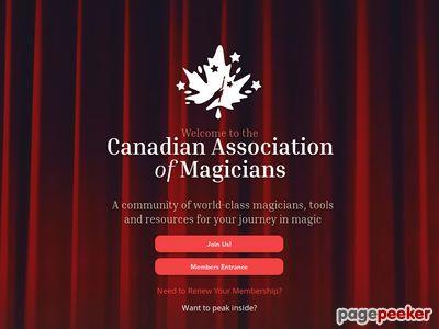 加拿大魔术师协会