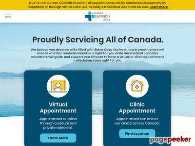 cannabisclinics.ca