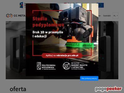 CCmetal.pl - drukarki 3d