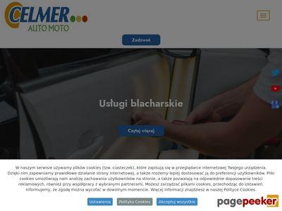CELMER dobry mechanik samochodowy Toruń