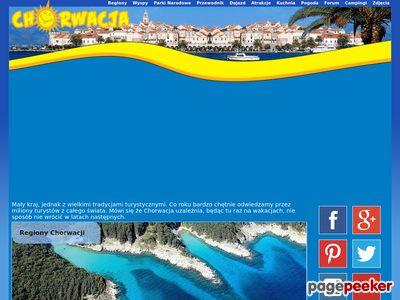 Chorwacja24.info - Wakacje nad Adriatykiem