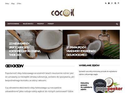 Sklep z Olejem Kokosowym