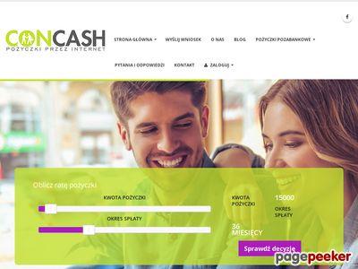 Pożyczki dla zadłużonych bez BIK
