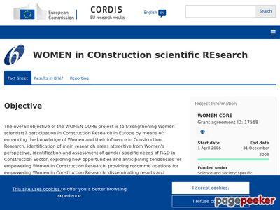 http://cordis.europa.eu/project/rcn/78557_en.html