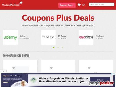 couponsplusdeals.com