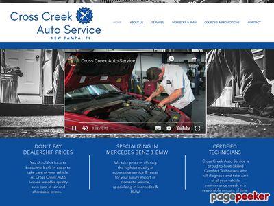 Cross Creek Auto Center