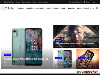 cukute.com