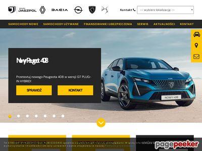 Jaszpol - autoryzowany dealer Dacia