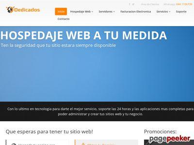 dedicados.com.mx