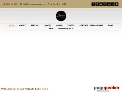 divinegrupomusical.com