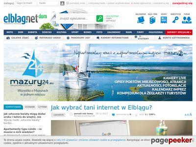 Internet elbląg
