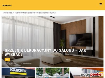 Www.domowasfera.pl - Sklep z dodatkami do wnętrz