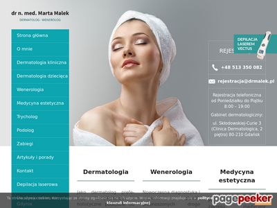 Dermatolog Gdańsk