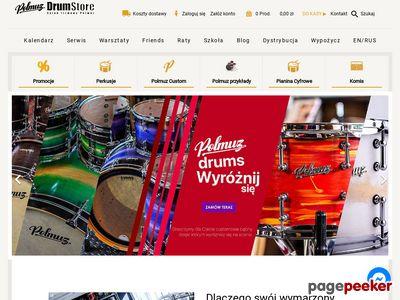 DrumStore - salon Perkusyjny