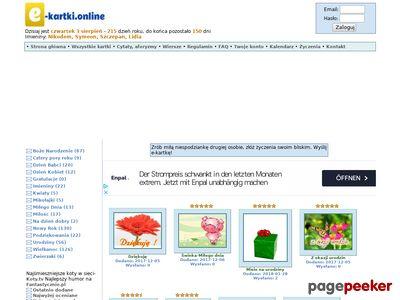 Kartki elektroniczne - e-kartki.online