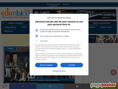 eduvision.edu.pk