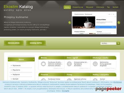 Ekostim.pl - katalog witryn