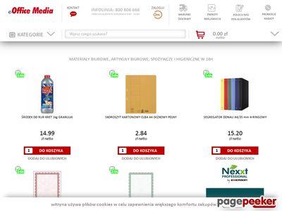 Akcesoria biurowe online