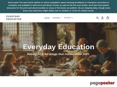 Home | Everyday Education 1