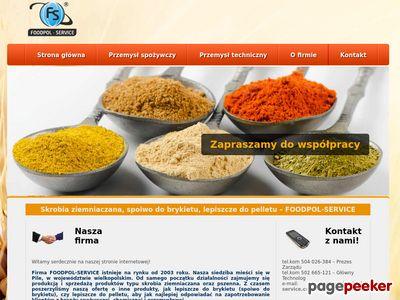 Skrobia modyfikowana - foodpol-service.com