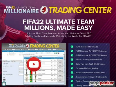 FIFA 18 Autobuyer and Autobidder OFFICIAL SITE – FUTMillionaire Trading Center — FIFA 18 Autobuyer and Autobidder – Ultimate Team Millionaire Trading Center – OFFICIAL SITE futmillionaire