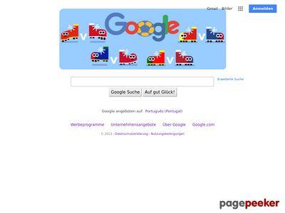 google.pt thumbnail
