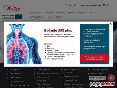 gzmedica.pl ginekolog chorzów
