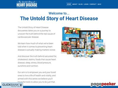 The Untold Story of Heart Disease 1