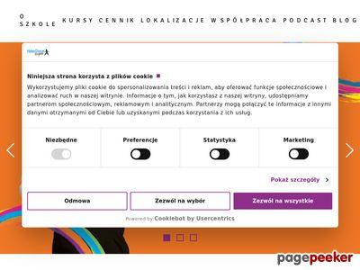 Angielski dla dzieci w Poznaniu