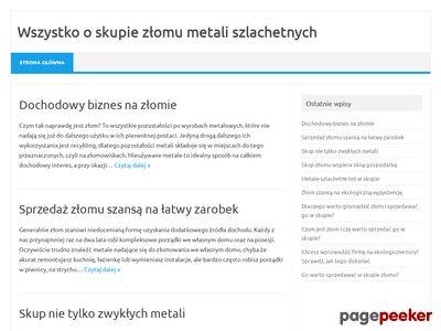 Hi-pack.pl skup metali
