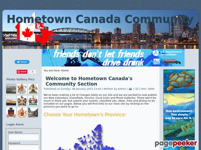 hometowncanada.com