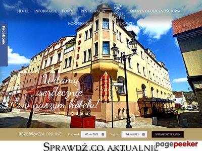 Strona powitalna - Hotel Bartis na Warmii i Mazurach