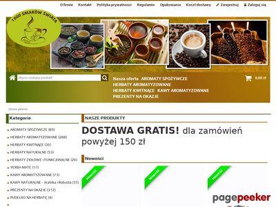 1000 Smakow Swiata palarnia kawy